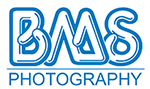 BMS PHOTOGRAPHY Logo